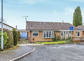 Thumbnail 2 bed bungalow for sale in Ryebrook Grove, Stoke-On-Trent