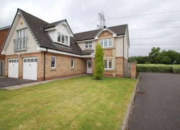 Thumbnail 4 bed detached house to rent in Old Tower Road, Cumbernauld, Glasgow