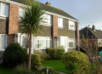 Thumbnail 3 bed end terrace house to rent in Milton Avenue, Rustington, Littlehampton