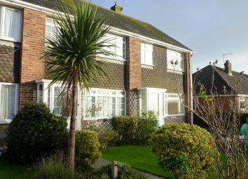 Thumbnail 3 bedroom end terrace house to rent in Milton Avenue, Rustington, Littlehampton