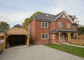 Thumbnail 4 bed semi-detached house for sale in Boniface Road, Ickenham, Uxbridge
