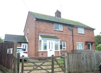 Thumbnail 2 bed semi-detached house to rent in The Mead, Great Shefford, Hungerford