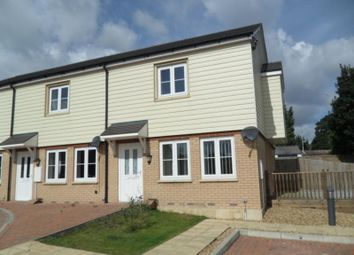 Thumbnail 2 bedroom terraced house to rent in North Street, Stanground, Peterborough