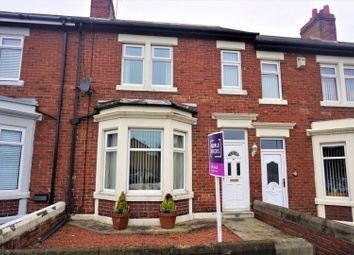 3 bed terraced house for sale in Park Terrace, Gateshead NE11