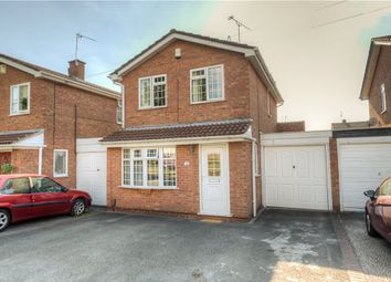 Thumbnail 3 bed link-detached house for sale in Lowry Close, Bedworth, Warwickshire