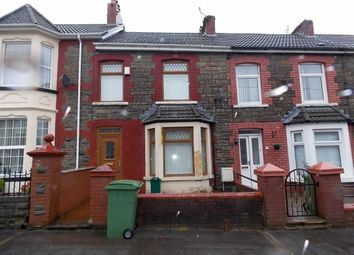 Thumbnail 3 bed terraced house for sale in Rosser Street, Maesycoed, Pontypridd