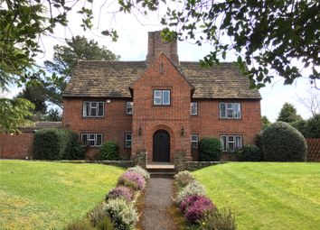 Thumbnail 5 bedroom detached house for sale in Kerves Lane, Horsham, West Sussex