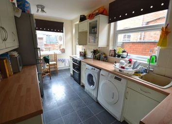 Thumbnail 4 bedroom terraced house to rent in Adderley Road, Clarendon Park, Leicester