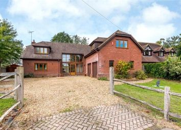 Thumbnail 4 bed detached house to rent in Field Fayre, Barton Stacey, Winchester, Hampshire