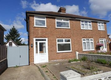 Thumbnail 3 bedroom semi-detached house for sale in Boyton Road, Ipswich, Suffolk