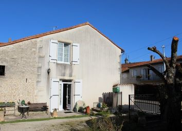 Thumbnail 4 bed town house for sale in Villefagnan, Charente, France