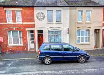Thumbnail 3 bed terraced house to rent in Sartoris Road, Rushden, Northamptonshire