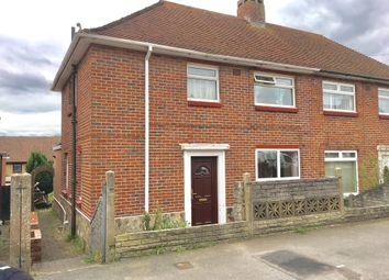 Thumbnail 3 bedroom semi-detached house for sale in Lowestoft Road, Cosham, Portsmouth