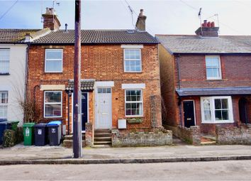 Thumbnail 3 bed end terrace house for sale in Longfield Road, Tring
