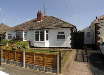 Thumbnail 2 bedroom semi-detached bungalow for sale in Ward Grove, Lanesfield, Wolverhampton