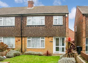 Thumbnail 3 bed semi-detached house for sale in Dumpton Park Drive, Ramsgate, Kent