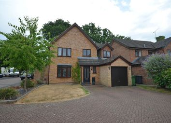 Thumbnail 4 bed detached house for sale in Tenby Road, Frimley, Surrey