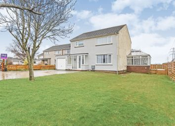 Thumbnail 4 bed detached house for sale in Station Crescent, Beckermet
