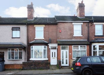 Thumbnail 2 bed terraced house for sale in Stanton Road, Meir, Stoke-On-Trent