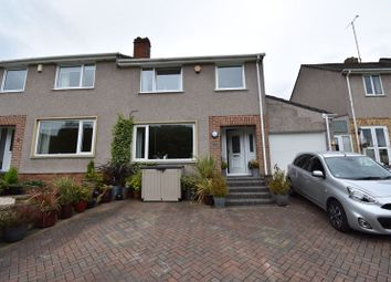 Valley Gardens, Downend, Bristol BS16. 3 bed semi-detached house