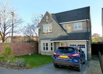 Thumbnail 4 bed detached house for sale in Turnpike Close, Birkenshaw, Bradford, West Yorkshire.