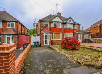 Thumbnail 3 bed semi-detached house to rent in Clive Road, Quinton, Birmingham