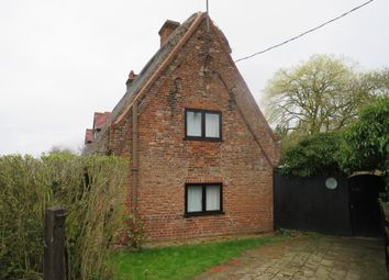 Thumbnail 1 bed cottage to rent in Cowlinge Road, Kirtling, Newmarket