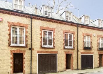 Thumbnail 3 bed detached house to rent in Chenies Mews, London