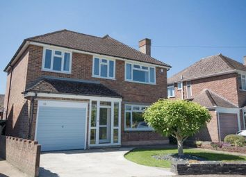 Thumbnail 4 bed detached house for sale in Willowbed Drive, Chichester