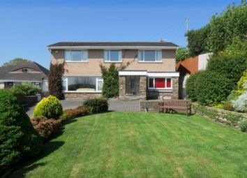 Thumbnail 4 bed detached house for sale in Hillside, Boville Lane, Elburton, Plymouth