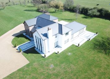 Thumbnail 5 bed detached house for sale in Lords Lane, Burgh Castle, Great Yarmouth