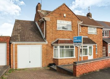 Thumbnail 3 bed detached house for sale in Hartland Road, Tipton