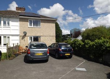 Thumbnail 2 bedroom semi-detached house for sale in St. Austell, Cornwall