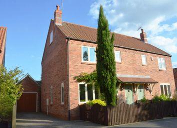 Thumbnail 3 bed semi-detached house for sale in Belfields Yard, Edingley, Newark