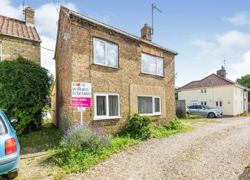 Thumbnail 2 bed detached house for sale in Feltwell Road, Southery, Downham Market