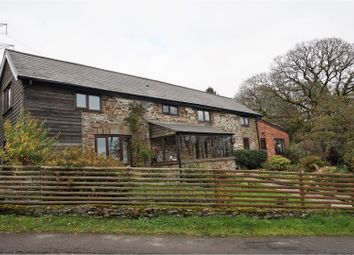 Thumbnail 4 bed barn conversion for sale in Maesycoed, Pontypridd