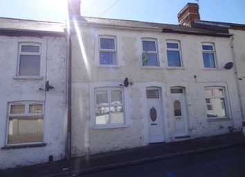 Thumbnail 3 bedroom terraced house for sale in Llewellyn Street, Barry