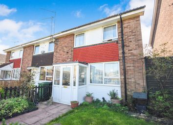 Thumbnail 3 bed end terrace house for sale in Alan Road, Witham