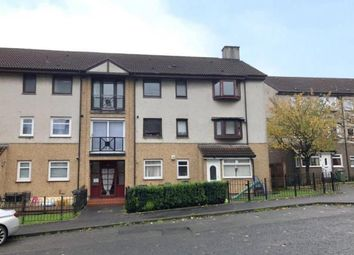 Thumbnail 3 bed flat for sale in Denmilne Street, South Rogerfield, Glasgow