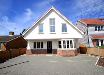 Thumbnail 4 bedroom detached house for sale in St Marys Road, Great Bentley, Colchester