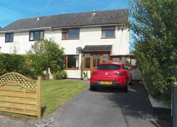 Thumbnail 3 bed semi-detached house for sale in Is-Y-Llan, Llanddarog, Carmarthen