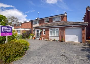 Thumbnail 4 bed detached house for sale in The Spinney, Spital, Wirral