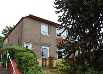 Thumbnail 3 bed flat for sale in Gladsmuir Road, Hillington