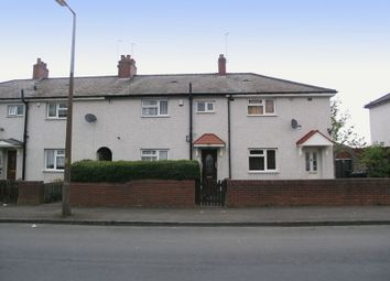 Thumbnail 3 bed terraced house for sale in Corporation Road, Dudley