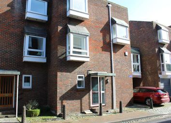 Thumbnail 3 bedroom town house for sale in Thames Mews, Old Town Conservation Area, Poole
