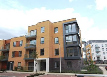 Thumbnail 2 bed flat to rent in Peregrine House, Kennet Island, Reading