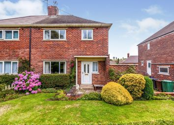 Thumbnail 3 bed semi-detached house for sale in Basegreen Road, Sheffield