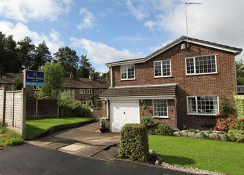 Thumbnail 5 bed detached house for sale in Friars Close, Rainow, Macclesfield
