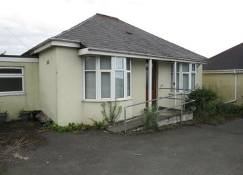 2 bed terraced bungalow for sale in Tavistock Road, Crownhill, Plymouth PL6