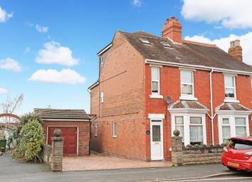 Thumbnail 3 bed terraced house to rent in 254 Holyhead Road, Wellington, Telford